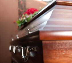 Image of coffin
