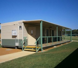 2013 Karnet Inspection view of Transportable Accommodation