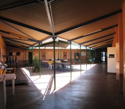 Photo of Women's wing at Roebourne Regional Prison