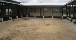 The new learning centre