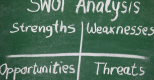 Blackboard SWOT analysis