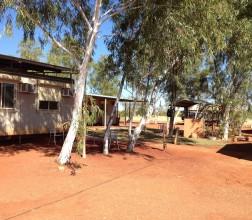 Prisoner Accommodation at Millstream Work Camp