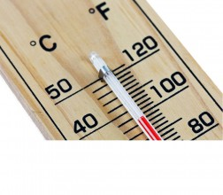 Image of a thermometer