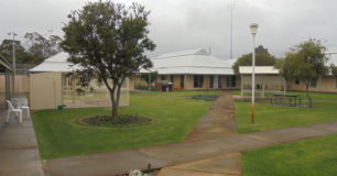 Image of Unit 3 self-care cottages at Bunbury Regional Prison