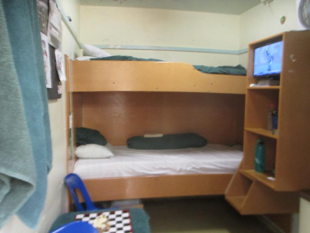 Unit 1 bunk bed