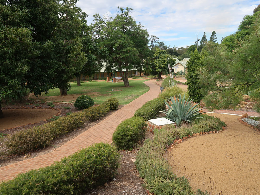 Image of the Grounds at the Wooroloo Compound