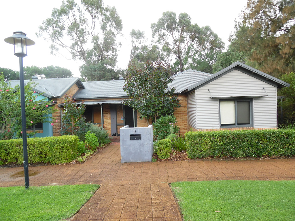 Image of residents communal house at Boronia Pre-release Centre for Women