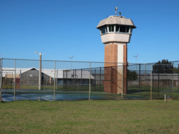 Image of the grounds at Hakea Prison