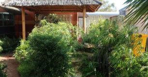 Image of garden at Wandoo