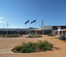 Image of the New Eastern Goldfields Regional Prison